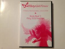 Firty Girl Fitness:Booty Beat 1: Flirty, Fit & Fired Up! (DVD) New