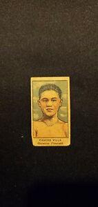 1920 Strip Card Pancho Villa Boxing Card  (B # 25)