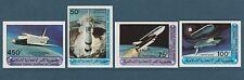 Comores république  conquète de l' espace 1981  ND  **