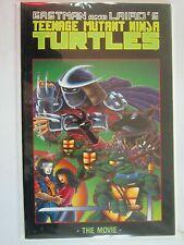 Teenage-Mutant Ninja-Turtles Movie #1 (1991) FN 6.0