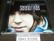 SERENA RYDER - IF YOUR MEMORY SERVES YOU WELL -15 TRACK CD-