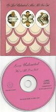 SOUL Love Unlimited He´s all I´ve got CD 1976 barry white RARE !