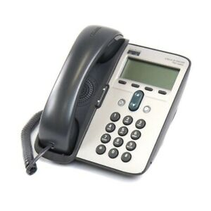 Cisco CP-7905G Unified IP Phone 7905G IN NAVY & SILVER, Slightly Used