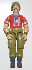 Gi Joe Bazooka 1985 figure with helmet CD 9