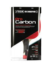 Stiga Pro Carbon Premium Ping Pong Table Tennis Paddle Racket