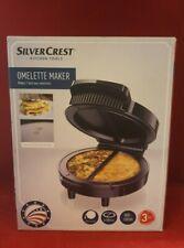 SILVERCREST - Omelette Maker - 800-1000W - BRAND NEW