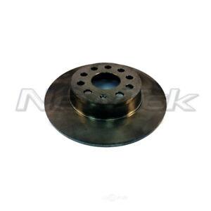 Disc Brake Rotor Rear NewTek 34399
