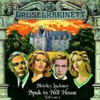 GRUSELKABINETT 8 - SPUK IN HILL HOUSE 1 (TEIL 1 VON 2)  CD NEW