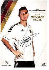 Miroslav Klose Kaiserslautern Werder Bremen Lazio Bayern München DFB Deutschland