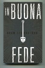 Adam Sternbergh# IN BUONA FEDE #Piemme 2014 1A ED Romanzo Noir Hard Boiled Libro