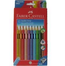 Faber-Castell 110912 - Farbstift Jumbo Grip Kart(12er Etui)