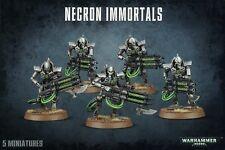 Warhammer 40k Necron Immortals or Deathmarks