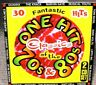 ONE HIT CLASSICS - OF THE 70'S & 80'S TWO X CD ALBUM FATBOX 1997