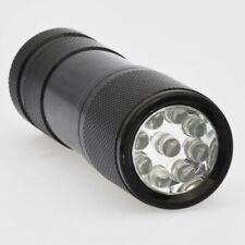 Ledwholesalers Gallium Indium Nitride 365 Nm Uv LED Ultra Violet 9 LED 3 AAA