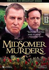 Midsomer Murders: Series 13 (DVD, 2015, 4-Disc Set)