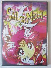 New Sailor Moon R Complete Season #2 4-DVD TV Anime Series Part 2 Eps 47-89