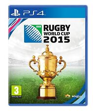 Rugby World Cup 2015 [PlayStation 4 PS4, Region Free, Sports, 4 Players] NEW
