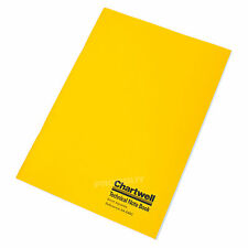 Chartwell A4 Technical Note Book 5mm Square Grid Paper Notebook School Office