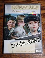 Do gory nogami ( DVD) Stanislaw Jedryka - Region ALL, Polish, Polski