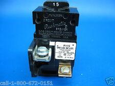15A Pushmatic Ite Siemens Gould P115 Single or 1 Pole 15 Amp Breaker Guaranteed!