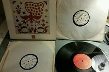 5 record 4 album lot Americana US Army Band Foster Ives Gershon and others