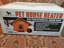 Akoma Hound Heater Deluxe Dog House Furnace 300 Watt Ptc Pet House Heater