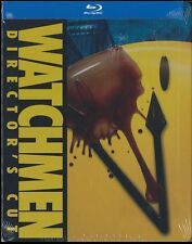 Watchmen: STEELBOOK Edition (Blu-ray Disc, 2013, Canadian) BRAND NEW