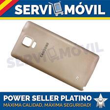 Tapa bateria para Samsung Galaxy Note 4 N910 N910F Marron Carcasa Trasera Cobre