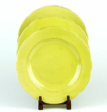 Set of 2 Dinner Plates, NEAR-MINT Condition! Primvere Green, Ballard Designs
