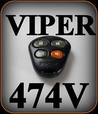 VIPER DEI 474V  KEYLESS REMOTE ENTRY KEYFOB TRANSMITTER KEY FOB EZSDEI474V
