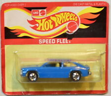 HOT WHEELS LEO INDIA SPEED FLEET CHEVY CITATION BLUE UNPUNCH