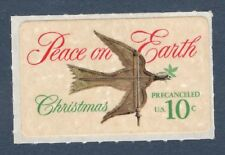 1552 Christmas Peace On Earth US Single Mint/nh (Free shipping offer)