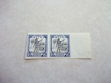 NIUE Cook Islands Stamps SG 46 Scott 43 IMPERF Pair NG