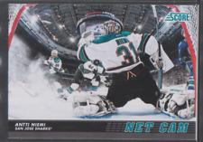 2012-13 Score Net Cam #NC14: Antti Niemi