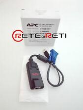 € 102+IVA APC KVM-USBVM APC KVM 2G, Server Module, USB with Virtual Media