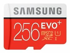 Samsung 256GB Micro SD Card for Samsung Galaxy S8 S8 Edge S7 S7 Edge 10 Yrs WARR