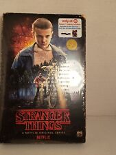 STRANGER THINGS SEASON1 COLLECTOR'S EDITION INCLUDES 4-DISC BLUE RAY +DVD SET
