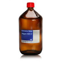 Kolloidales Silber 50 ppm (Silberwasser) - aus Apothekenherstellung
