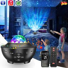 LED Sternenhimmel Lampe Projektor Bluetooth Galaxy Musik Starry Stern Nachtlicht