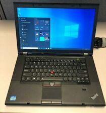 New listing ThinkPad W530 15.6in. 256Gb Hdd/ 16G Intel Core i7 3rd Gen., 2.70Ghz/ Win10 pro