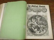 Genre L'Illustration LE JOURNAL ILLUSTRE 1864 1865 1866 1867 1868 Gustave Doré