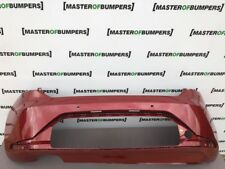 SEAT LEON FR 2013-2015 REAR BUMPER IN RED GENUINE [O85]