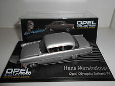 OPEL OLYMPIA REKORD P1 MERSHEIMER OPEL COLLECTION EAGLEMOSS IXO 1:43