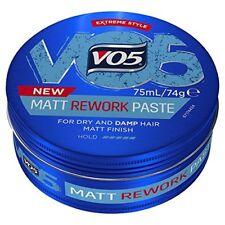 Vo5 Extreme Style Matte Rework Paste 75ml