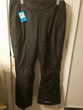 NEW COLUMBIA MODERN MOUNTAIN 2.0 WATERPROOF INSULATED SNOW PANTS WOMENS SIZE 2X
