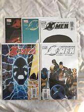 Lot of 5 Astonishing X-Men (2004 3rd Series) #7 9 10 11 12 NM Near Mint