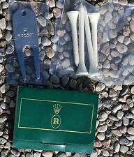 Set accessori golf NUOVO ORIGINALE ROLEX