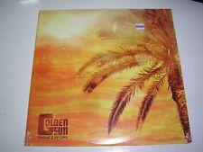 Manual & Syntaks Golden Sun 2XLP sealed Mint limited 250 press Darla 2004