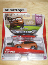 Disney World of Cars Cora Copper 2014 NEW