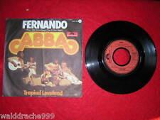 ABBA - Fernando, Polydor Vinyl Single 1976, German Press., 2001639
